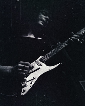 Ritchie Blackmore in Hannover, Germany, 1970 Deep Purple, Ritchie Blackmore 1970.jpg