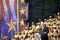 Defense.gov News Photo 100728-D-7203C-018 - Secretary of Defense Robert M. Gates addresses an audience of more than 45000 during the Boy Scouts of America 2010 National Scout Jamboree at.jpg