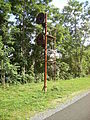 Defunct railroad signal on the Hudson Valley Rail Trail.jpg