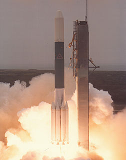 Delta 3000 series of American expendable launch systems
