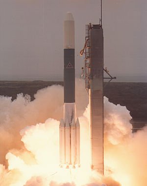 Delta 3000 - Launch of SolarMax on a Delta 3910 7.2-J 6900.1