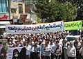 Demonstration of Hijab & modesty in Nishapur- July 12 2013 07.JPG