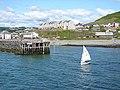 Departing from Aberystwyth - geograph.org.uk - 847883.jpg