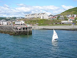 Departing from Aberystwyth - geograph.org.uk - 847883.jpg