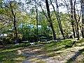 Der Garten beim Bistro bei der Pulverfabrik in Rottweil, 1863 Max Duttenhofer, 1890 ) 850 Arbeiter, 6000 Tonnen Pulver, ab 1919 auch Kunstseide-Viskose, z. B. für Fallschirme, schrittweise Umnutzung des Areals ab 1993 - panoramio.jpg
