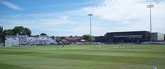 County Cricket Ground, Derby - Derbyshire v Australia tour match - July 2010.