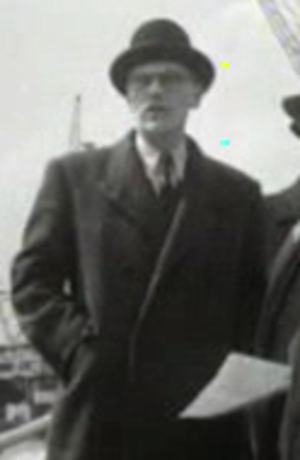 Derk Spitzen - Mr. D.G.W. Spitzen