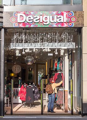 illustration de Desigual