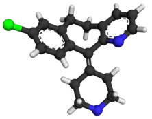 Desloratadine 3D ball-and-stick.png
