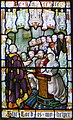 Detail - Golden Jubilee Service - Window, Malvern Priory - geograph.org.uk - 508477.jpg