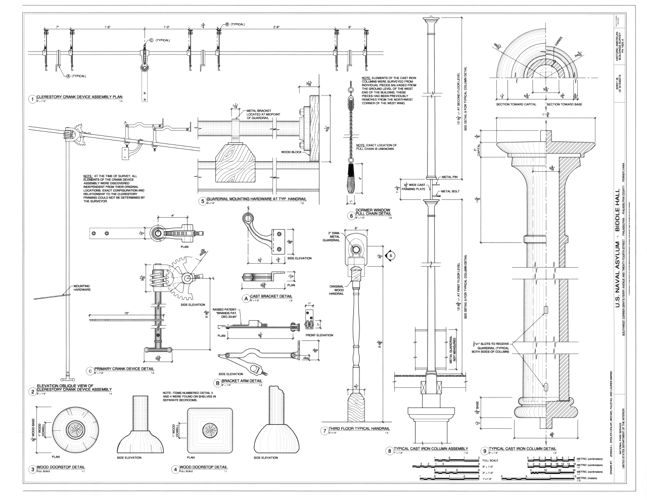 File Details Of Wood Doorstop Guardrail Mounting Hardware