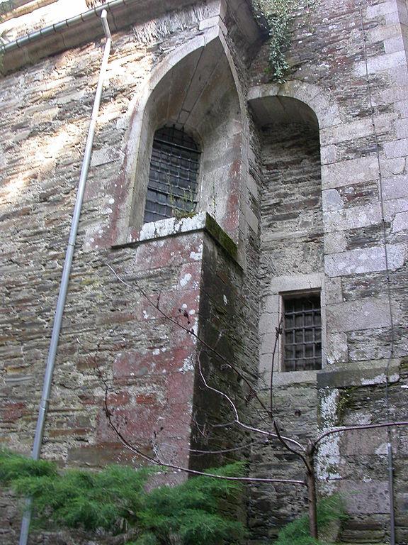 File Detalle De Ventanas De La Abadia De Samos Lugo Jpg Wikimedia Commons