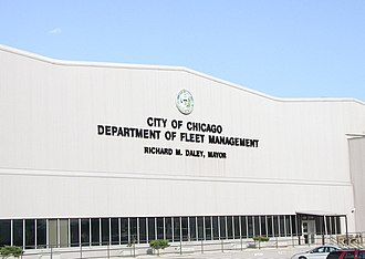 Chicago Department of Fleet and Facility Management - Image: Dfm 2
