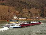 Diamar, ENI 02327108 at the Rhine river picD.JPG