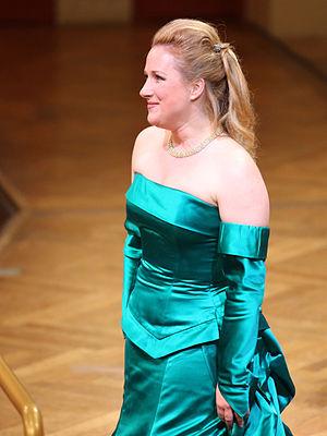 Diana Damrau - Damrau in 2012