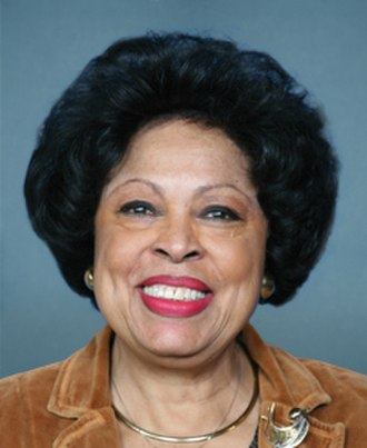 California's 32nd congressional district - Image: Diane Watson congressional portrait