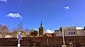 Die St. Johannis Kirche in Flensburg (Flensburg's älteste Kirche von 1128 ) Fotoposition von Süderhofenden - panoramio.jpg