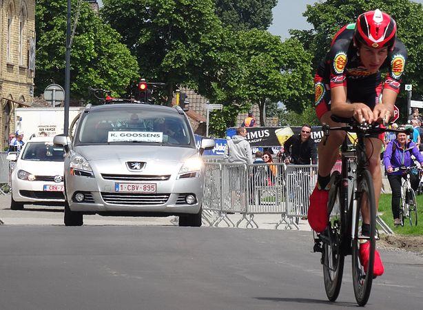 Diksmuide - Ronde van België, etappe 3, individuele tijdrit, 30 mei 2014 (B013).JPG