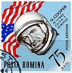 Dimitrie Stiubei - Cosmonauti - G. Cooper.jpg