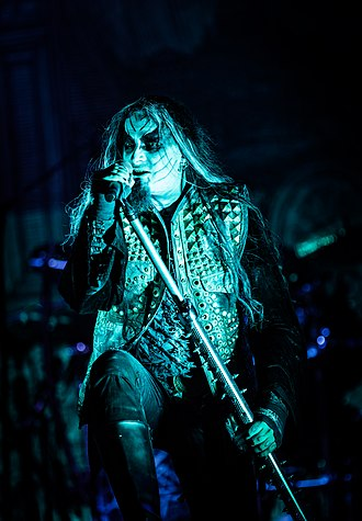 Shagrath - Shagrath with Dimmu Borgir live at Wacken Open Air 2018