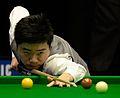 Ding Junhui at Snooker German Masters (DerHexer) 2015-02-05 05.jpg