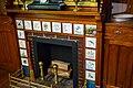 Dining room 04 - Lawnfield - Garfield House Historic Site (30476128892).jpg