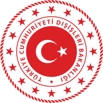 Minister of Foreign Affairs (Turkey) - Image: Disisleri bakanligi logo