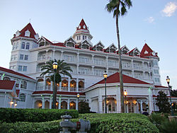 Hotel Grand Floridian Restaurants