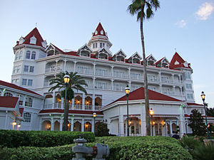 Magic Kingdom Resort Area - Image: Disneygrandfloridian
