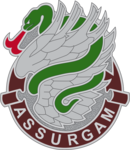 Distinctive unit insignia of the 626th Support Battalion.png
