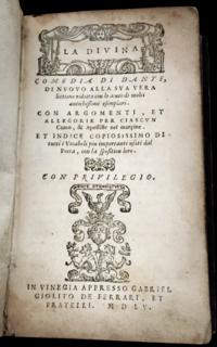 Divina Commedia Wikiquote