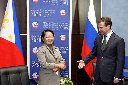 Dmitry Medvedev 5 June 2009-5