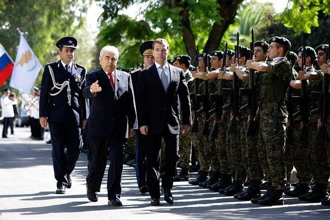 Dmitry Medvedev in Cyprus 7 October 2010-2.jpeg