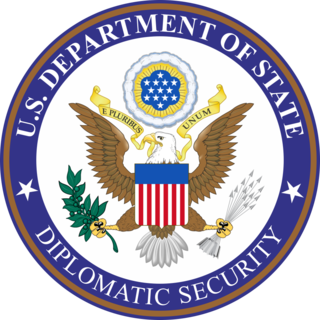 U.S. State Department security and law enforcement division