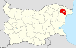 Dobrichka Municipality within Bulgaria and Dobrich Province.
