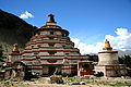 Dolpopa's Great Stupa at Jomonang, Tibet.jpg