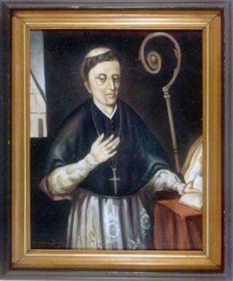 Archdiocese of Manila - Image: Domingo de Salazar