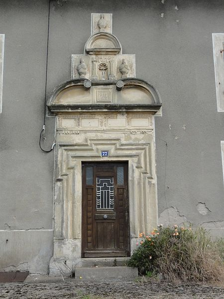 Domjevin (M-et-M) porte maison doors in meur