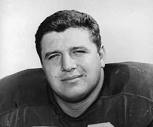 Don Chuy - Chuy playing for the Los Angeles Rams