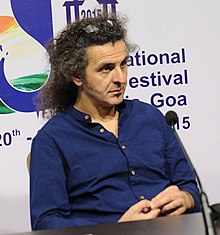 Donato Rotunno at a press conference, during the 46th International Film Festival of India (IFFI-2015), in Panaji, Goa on November 28, 2015 (cropped).jpg