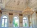 Donndorf - Schloss Fantaisie - Gartenkunst-Museum, Weisser Saal 02 (10.07.2010).jpg