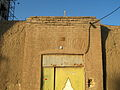 Door of an old house - Shariati st - Nishapur 2.JPG