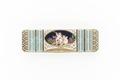 Dosa i guld och emalj med putti, från 1800-talet - Skoklosters slott - 93265.tif