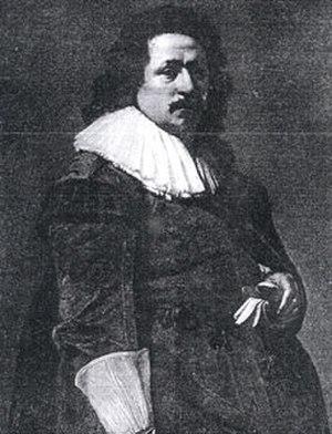 Gerard Douffet - Portrait of Douffet, from the Alte Pinakothek in Munich