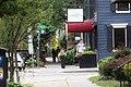 Dove Street & Spring Street in Albany, New York.jpg