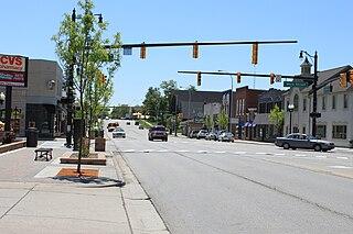Brighton, Michigan City in Michigan, United States