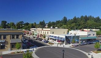 Estacada, Oregon - Historic Downtown Estacada, Oregon