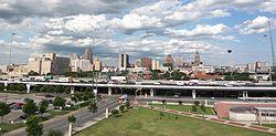 Skyline of City of San Antonio
