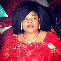 Dr Mrs Ngozi Olejeme at the ICAN Awards ican.jpg