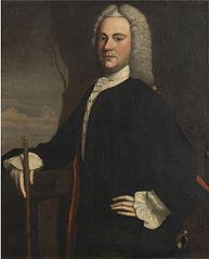Portrait of Dr. Phineas Bond (1717-1773)